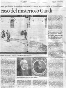 La Vanguardia rectifi