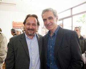Con Joan-Albert Amargós