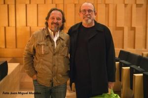 Con Silvio Rodríguez